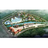 Wholesale Large 6 Hectares Water Park Resort Constructing Capacity 20000 Riders from china suppliers