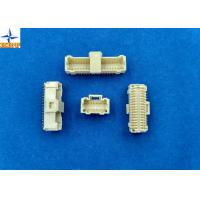 Wholesale Phosphor Bronze Terminal Connector, SMT Wire To Board Connectors MX 501189 wafer connector from china suppliers