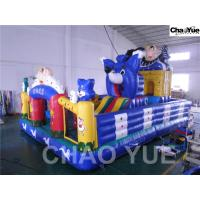 Wholesale Fun Haier Brother Inflatable Amusement Park(CYFC-07) from china suppliers