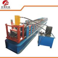 Wholesale Iron Sheet Cold Roll Forming Machines For Warehouse Pallet Storage Rack from china suppliers