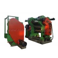 China Three Four Roll Rubber Calender Equipment , Rubber Calender Press Machine on sale