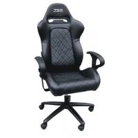 Wholesale SGS  Adjustable Folding Racing Office Chair Gaming office chair PVC with arm rest from china suppliers