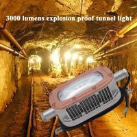 Wholesale CSA approved Underground Mining Tunnel Light , Explosion Proof LED Flood Light fixture from china suppliers