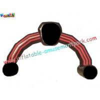 Quality Custom Promotional Inflatables Arch size and color is design for sale