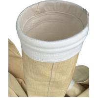 Wholesale Non Woven Industrial Dust Filter Bag P84 Material Ce Approval For Asphalt from china suppliers