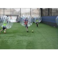 China Body Sized Outdoor Inflatable Toys Belly Bumper Ball Soccer Ball on sale