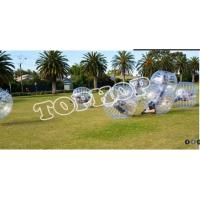 Wholesale Outdoor Inflatable Bumper Balls Bubble Soccer For Interactive Games from china suppliers