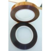 Quality Double Sided Heat Resistant Adhesive Tape / Polyimide Tape For Splicing for sale