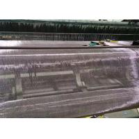 PVC Coated  Square Woven Wire Mesh With 3 Mesh X 21BWG X 3 ' X 100 ' Size