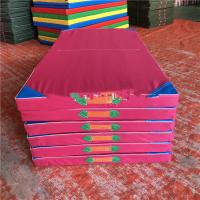 Wholesale Early education software equipment cheap gymnastics mats made in Hebei China  Customized color from china suppliers