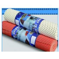 Wholesale 330g - 600g Weight Anti Skid Mat  PVC Coated For Home And Office Easily Re-Positioned from china suppliers