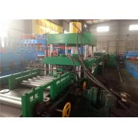 Wholesale Automatic Highway Guardrail Roll Forming Machine ,  Guardrail Forming Machine 2/3 Waves from china suppliers