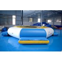 Giant Inflatable Water Toys Game / Inflatable Outdoor Water Theme Park