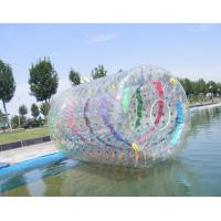 Wholesale 0.9mm durable PVC Inflatable Water Roller / Pool Walker Roller Ball YHWR 011 from china suppliers