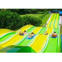 Buy cheap Customized Size Adults Swimming Pool Water Slides from wholesalers