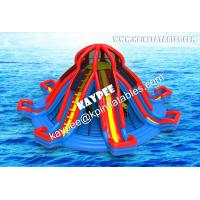 Wholesale Inflatable multiple Water slide for Aqua Park from china suppliers