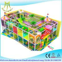 Wholesale Hansel hot Guangzhou good indoor playground for kid sale from china suppliers
