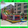Buy cheap Cheap Kids Inflatable Amusement Park Customized Giant Inflatable Amusement Park from wholesalers