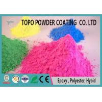 China Outdoor Pipeline Pure Polyester Powder Coating RAL 2004 Orange on sale