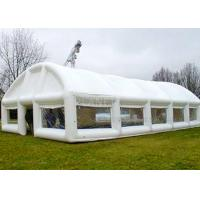 Wholesale Giant White Airtight Advertising Inflatable Tent For Trade Show / Party from china suppliers
