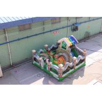 Wholesale Garden House Inflatable Playland Fun City from china suppliers
