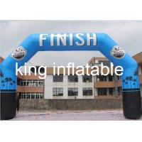 Wholesale Customized Inflatable Finish Line Arch / Inflatable Archs for Sports And Events from china suppliers