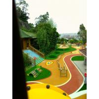 Wholesale Anti Slipping EPDM Rubber Flooring For Playgrounds , Kindergartens from china suppliers