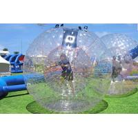 China 1.0MM TPU SGS giant inflatable hamster ball for Family, Backyard, School, Playing Center on sale