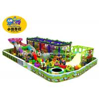 Wholesale Anti - Skid Indoor Toddler Obstacle Course Equipment European Standard from china suppliers