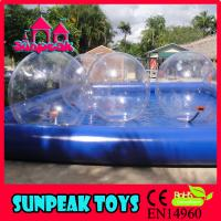 Wholesale P-064 Inflatable Pool Ball Garden Pool from china suppliers
