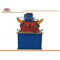 Wholesale Different Size Color Steel Double Metal Stud And Track Roll Forming Machine from china suppliers