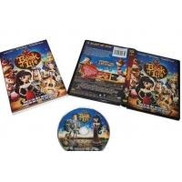 Wholesale Digital HD Cartoon DVD Box Sets With Ultra Violet , English Language from china suppliers