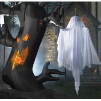 Wholesale Giant Halloween Inflatable Spooky tree and Inflatable Ghost from china suppliers