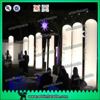 Wholesale 3M Advertising Event Decoration Inflatable Entrance,Lighting Inflatable Pillar Column from china suppliers