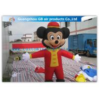 Wholesale Colorful Mickey Mouse Inflatable Christmas Decorations Adult Costume For Party from china suppliers