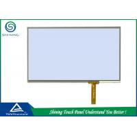 Wholesale Resistive 2.4'' Matrix Digital Touch Screen High Stability Anti Glare Glass from china suppliers
