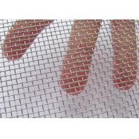 Wholesale 30Mesh * 30Mesh Woven Square Wire Meshs Hot Dipped Galvanized / Electric Galvanized Wire Meshs from china suppliers