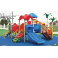 Wholesale Outdoor playground equipment NS-A124-2 from china suppliers