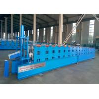 Wholesale Main Power 4Kw Gutter Forming Machine 17 Stations PPGI / GI / GL Raw Material from china suppliers