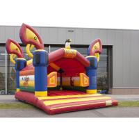 Professional Inflatable Jump House , Commercial Inflatable Playground OEM / ODM