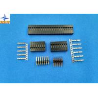Wholesale 2.50mm Pitch Wire To Board Connectors Double Row SMT Housinh Wafer With PBT Material from china suppliers