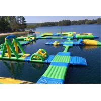 Wholesale Giant Commercial Inflatable Water Parks Summer Water Toys Game For Lake from china suppliers