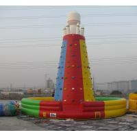 Wholesale inflatable wall climbing/inflatable climb from china suppliers