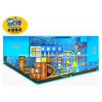 Wholesale 3-12 Years Age Childrens Soft Play Equipment 12 Months Warranty from china suppliers