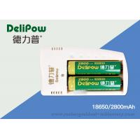 Wholesale Eco Friendly 18650 Battery 2800mah Aa Battery Charger 1+2 Kit   from china suppliers