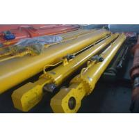Quality Single / Double Acting Hydraulic Cylinder Flat Gate Hydraulic Hoist For Dump for sale