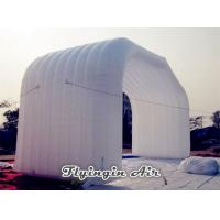 Wholesale Inflatable Cover Tent for Concert Inflatable Tunnel Tent for Music Festival from china suppliers