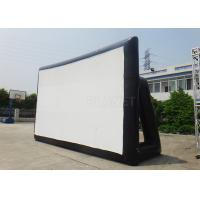 Wholesale Giant Durable Airblown Inflatable Movie Screen 0.6 Mm PVC Tarpaulin from china suppliers