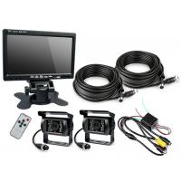 """Wholesale HD Waterproof IP67 Rugged Truck Trailer Reverse Camera With Colour 7"""" LCD Monitor from china suppliers"""