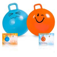 Wholesale 45cm Inflatable Space Hopper Ball Toy Bouncer Improve Balance Strength from china suppliers